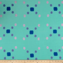 Anna Maria Horner Loominous Treasure Mint Fabric