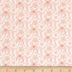 Sewing Room Whitework Light Pink Fabric