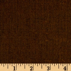 Primo Flannel Heathers Brown Fabric