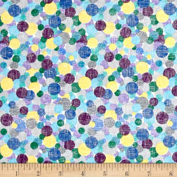 Marcus Dandy Days Very Berry Salad Teal Fabric