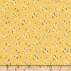 Moda Spectrum Triangles Honey