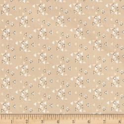 Moda Spectrum Triangles Sand