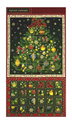 Season's Greeting Advent Calender 24