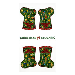 Season's Greetings Christmas Stockings 23.5