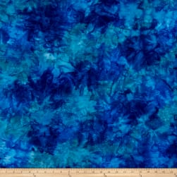 Kaufman Artisan Batiks Patina Handpaints Mottled Capri Fabric