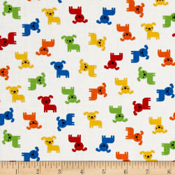 Kaufman Urban Zoology Minis Dogs Primary