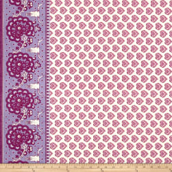 Moda Spellbound Double Border Haze Fabric