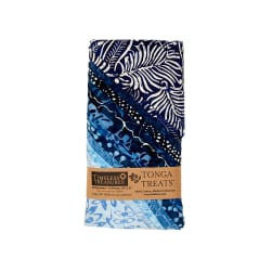 Timeless Treasures Tonga Batik Indigo Fat Quarter