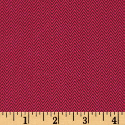 Martini Chevron Pink Lady Fabric