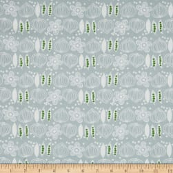 Cucina Onions And Peas Grey Fabric