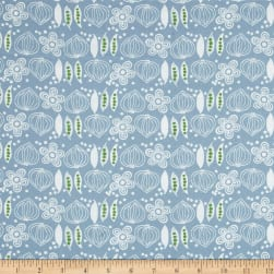 Cucina Onions And Peas Light Blue