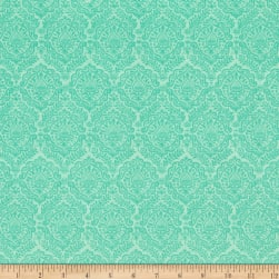 Riley Blake Garden Girl Damask Mnt Fabric