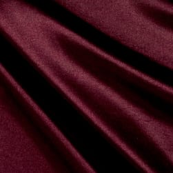 Bridal Satin Plum Fabric