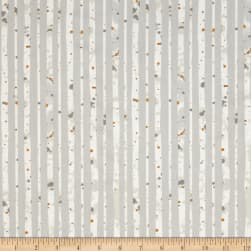 Art Gallery Blithe Glacier Path Silver Fabric