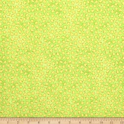 QT Fabrics Sheeps & Peeps Peeps Light Green