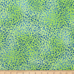 Fabric Follies Skin Green/Blue Fabric
