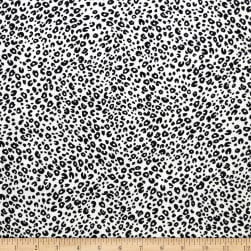 Fabric Follies Skin White/Black Fabric