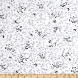 QT Fabrics Sweet Rebellion Lily Of The Valley
