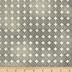 Farm To Table Geometric Cream/Black Fabric