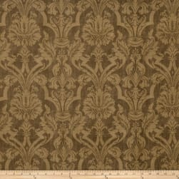 Lillian August Adriana Linen Pecan Fabric