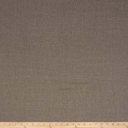 French General Cassis Basketweave Linen Hemp Fabric