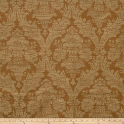 Lillian August Channing Jacquard Ginger Fabric
