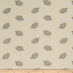 French General Claudette Jacquard Bleu Fabric