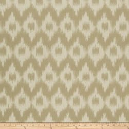 French General Flamme De France Woven Hemp Fabric
