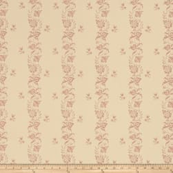 French General Maison Gabrielle Jacquard Rose Fabric