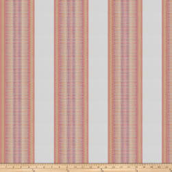 Kendall Wilkinson Sunbrella Indoor/Outdoor Jacquard Sunset Stripe