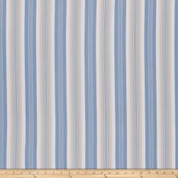 French General Toulouse Sateen Bleu Fabric