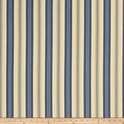 French General Toulouse Sateen Indigo Fabric