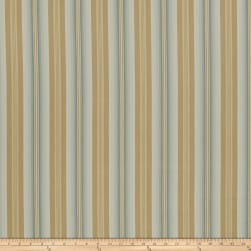 French General Toulouse Sateen La Mer Fabric