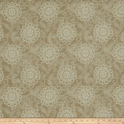 French General Tournesal Linen Hemp Fabric