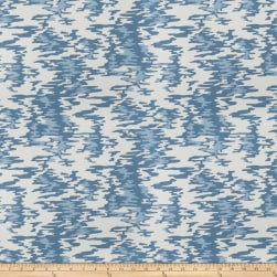 Kendall Wilkinson Water Reflections Outdoor Riviera Fabric