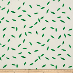 Birch Organic Charley Harper Western Birds Green Leaves