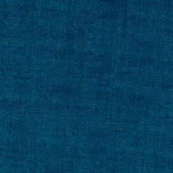 Linen Texture Denim Blue Fabric
