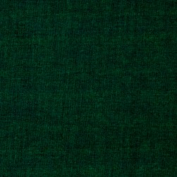 Linen Texture Forest Green Fabric