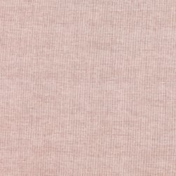 Linen Texture Pale Pink Fabric