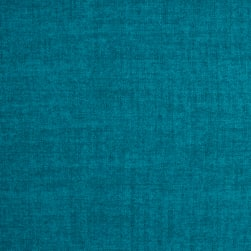 Linen Texture Turquoise Fabric