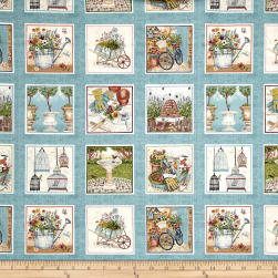 Antique Garden Labels Multi