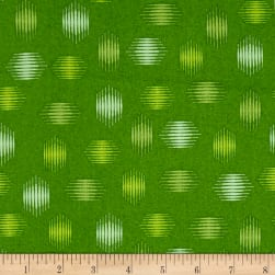 Tattooed Highline Green Fabric