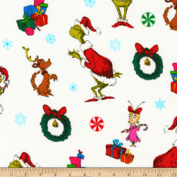 Kaufman How The Grinch Stole Christmas Characters Holiday