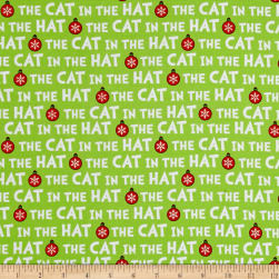 Kaufman The Cat In The Hat Christmas Words