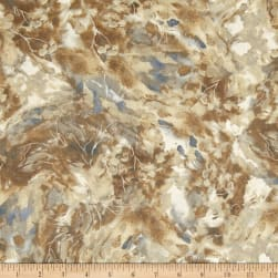 Kaufman North American Wildlife Mottle Nature Fabric