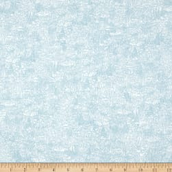 Kaufman Friedlander Lawn Collage Fog Fabric