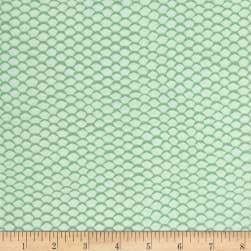 Kaufman Pond Scales Celadon Fabric