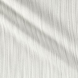 Kaufman Cotton Boucle Solid White Fabric