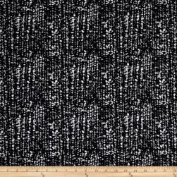 Kaufman Cotton Boucle Prints Mottle Charcoal Fabric