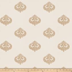 Mount Vernon Armorial Hemp Fabric
